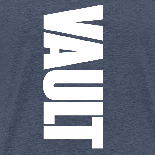 VAULT LONDON white vertic