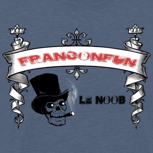 Design adri1 noob - T-shirt Premium Homme