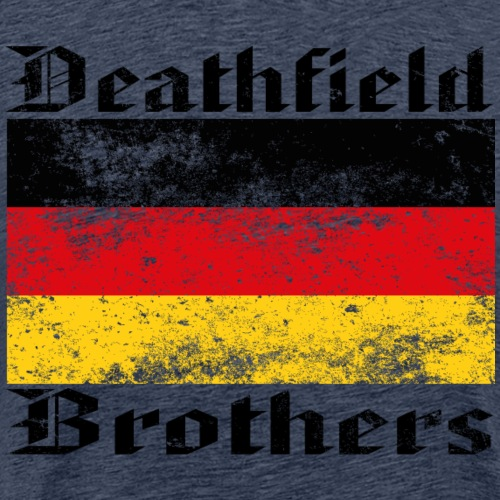 42/19-Q3_Deutsch|-B- - Männer Premium T-Shirt