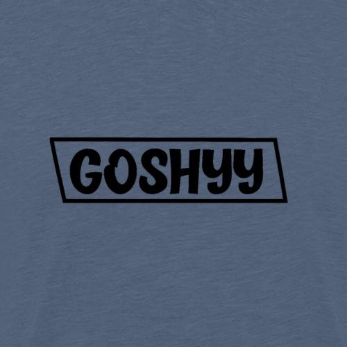 Goshyy ''SideLine'' Design - Men's Premium T-Shirt
