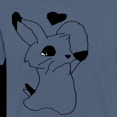Rabbit Nowak - Men's Premium T-Shirt