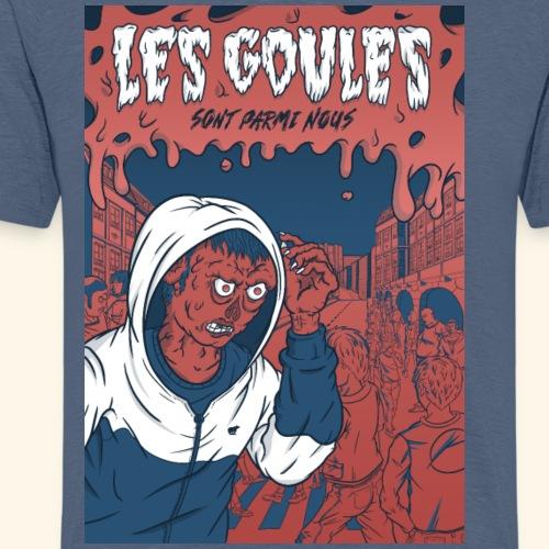 Les goules sont parmi nous - T-shirt Premium Homme