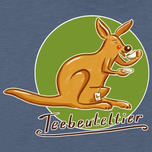 teebeuteltier - Männer Premium T-Shirt