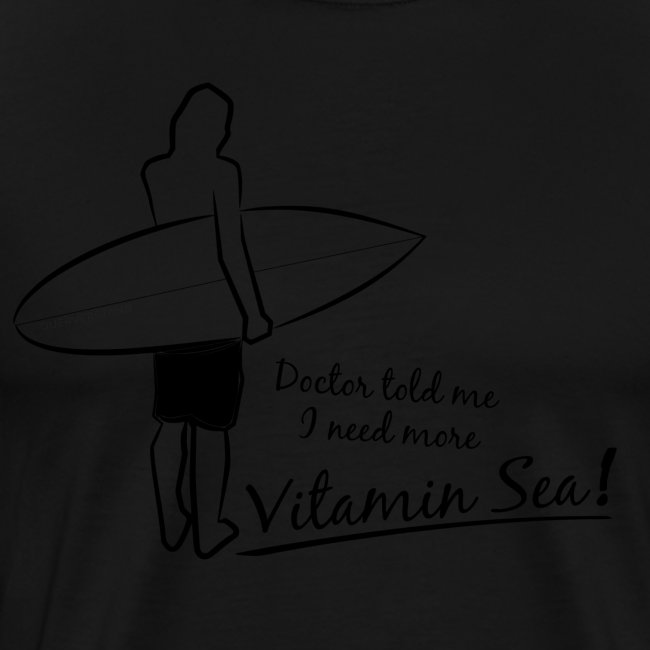 """""""Surfer Vitamin Sea"""" by Querverstand"""
