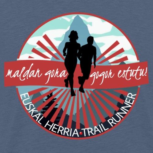 Trail - Camiseta premium hombre