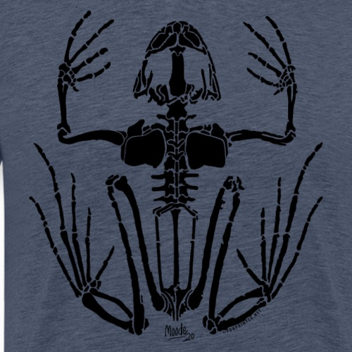 Frog Skeletons Textiles, gifts, products - See all - Miesten premium t-paita