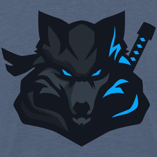 ShadowWolf Logo blau