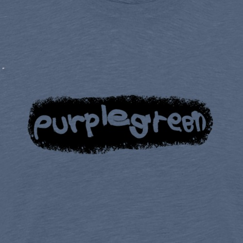 purplegreen Nici - Männer Premium T-Shirt