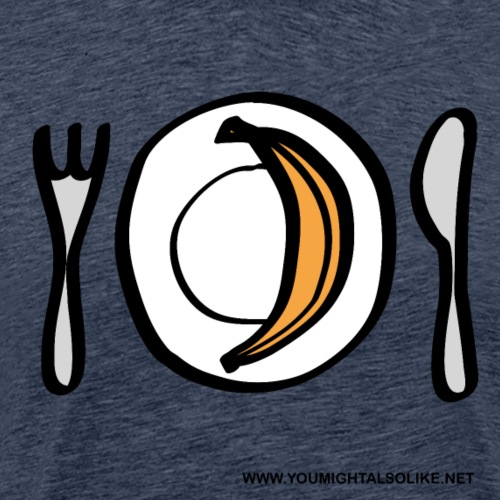 Paleo for Beginners - Men's Premium T-Shirt