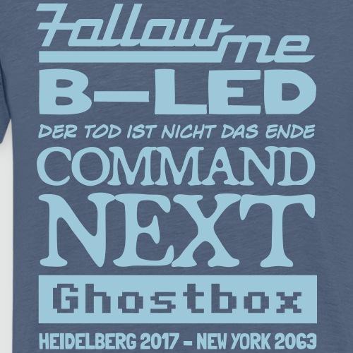 Ghostbox – Das Finale - Männer Premium T-Shirt