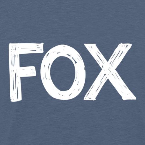 White Fox - Männer Premium T-Shirt
