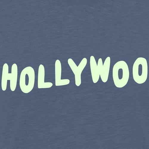 hollywoo 2 - Maglietta Premium da uomo