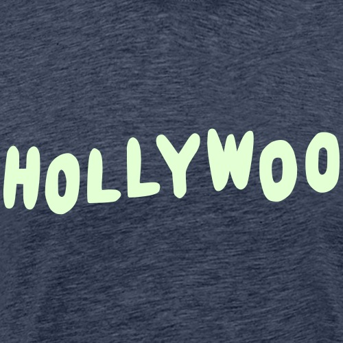 hollywoo 2 - Men's Premium T-Shirt