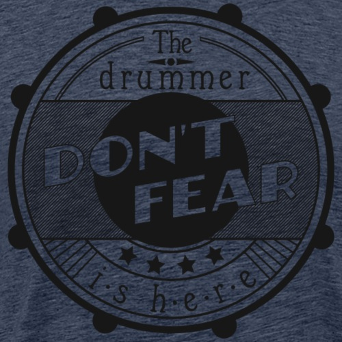 Dont fear, the drummer is here