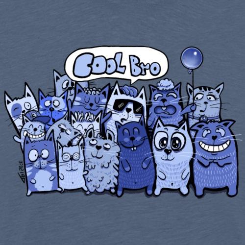 Cool Bro - Männer Premium T-Shirt