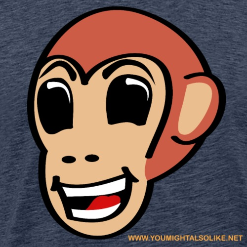 Show the world your hapiness! - Men's Premium T-Shirt