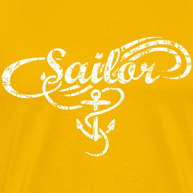 Sailor Anker Waves Segel Segler Segeln