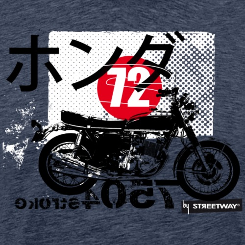 M064 - T-shirt Premium Homme