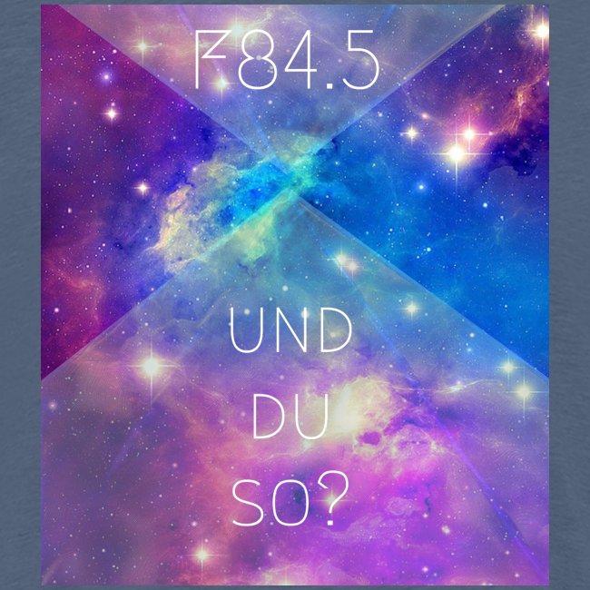 F84.5 - und du so?