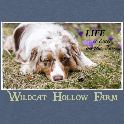 Life on the farm 2 - Männer Premium T-Shirt