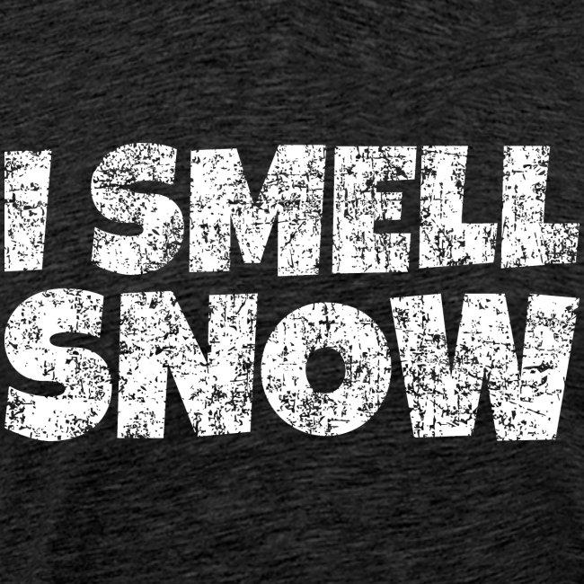 I Smell Snow Schnee, Weihnachten & Wintersport