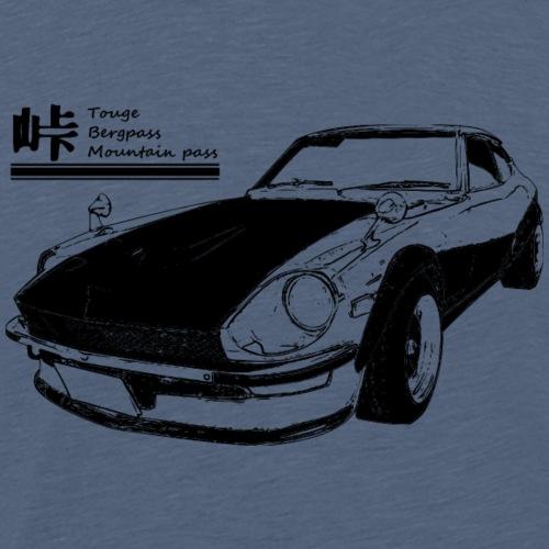 black z - Männer Premium T-Shirt