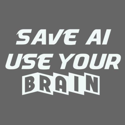 Save AI White