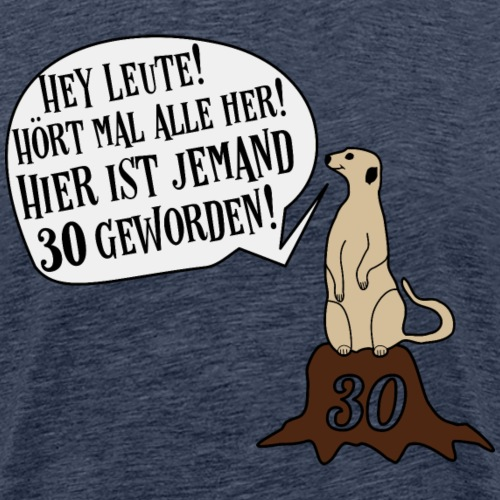 30 Geburtstag Geburtstag Shirtde