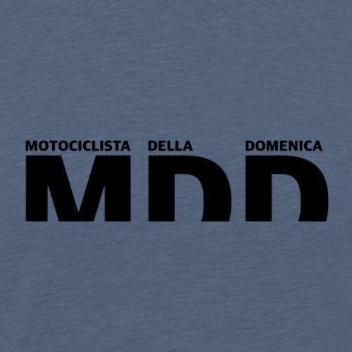 MDD motociclista della domenica - Maglietta Premium da uomo