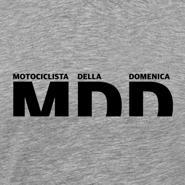 MDD motociclista della domenica