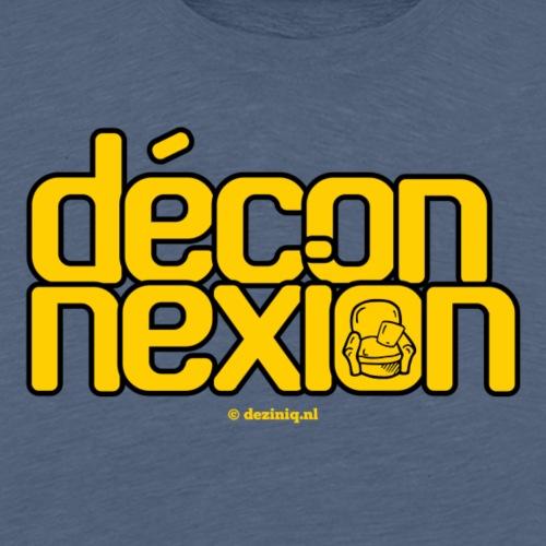 Déconnexion - Mannen Premium T-shirt