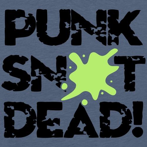 Punk Snot Dead Geschenk für Punker - Men's Premium T-Shirt