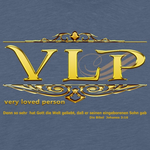 very loved person - Männer Premium T-Shirt