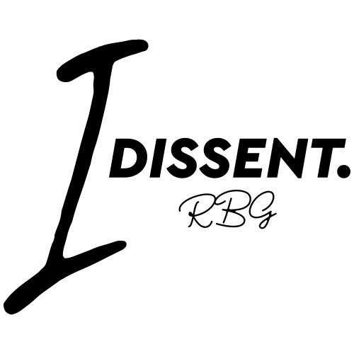 I dissent - Maglietta Premium da uomo