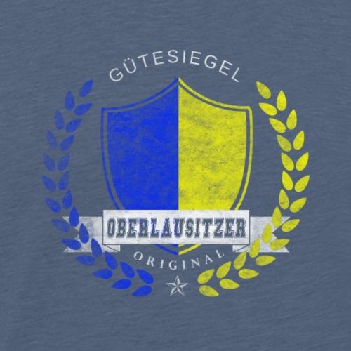 Oberlausitzer Gütesiegel - Männer Premium T-Shirt