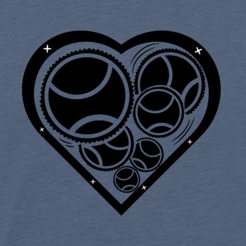 SERCE DO GRY - Koszulka męska Premium