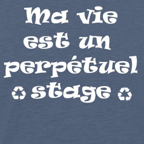 ma vie est - T-shirt Premium Homme