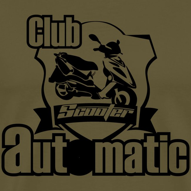 Black Club Automatic