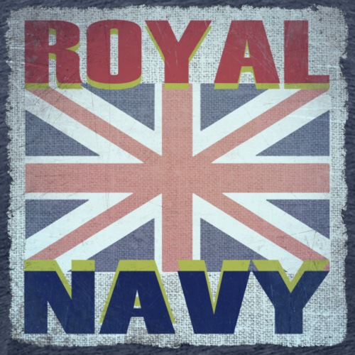 ROYAL NAVY - Men's Premium T-Shirt