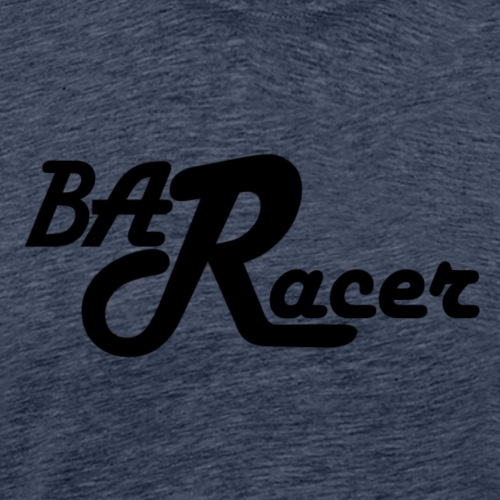 BARacer Logo - Männer Premium T-Shirt