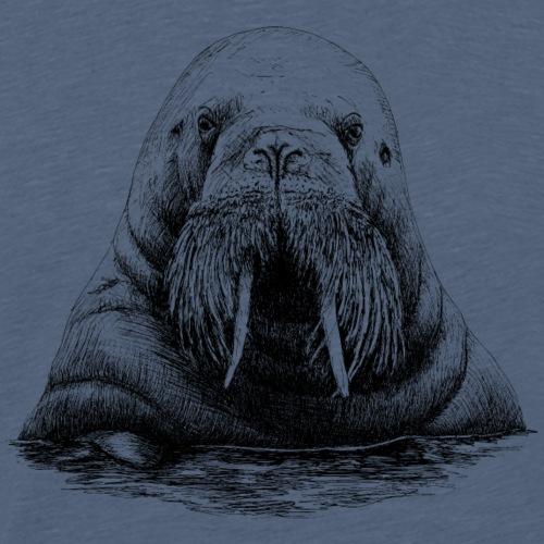Wassermann - Männer Premium T-Shirt