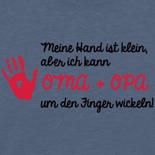 Oma+Opa_v2 - Männer Premium T-Shirt