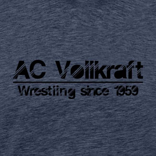 Ac Vollkraft - Wrestling since 1959