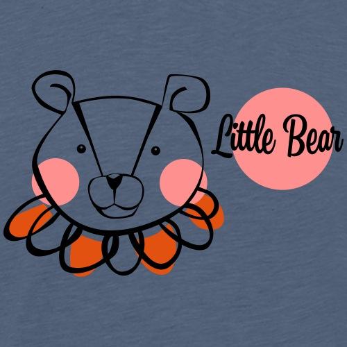 Little_Bear - Männer Premium T-Shirt