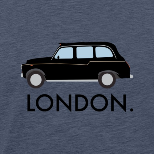 Black Cab - Men's Premium T-Shirt