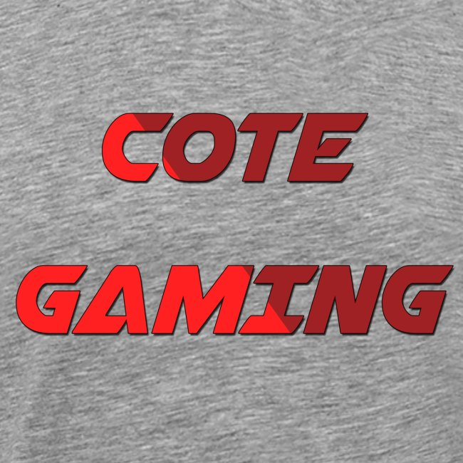 Cote Sweater Rode Letters