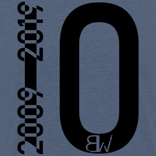 10years-shirt2 - Männer Premium T-Shirt