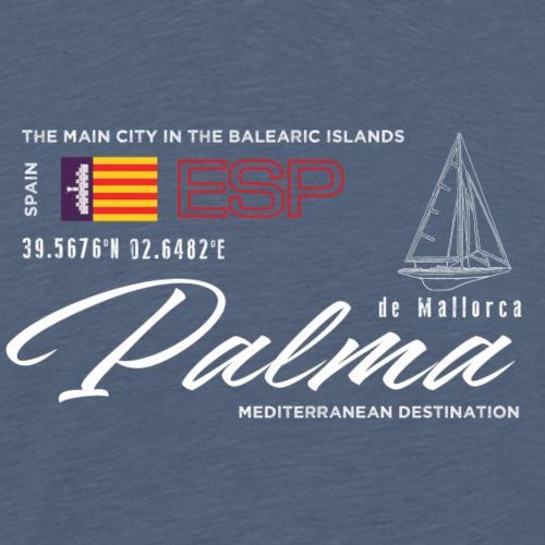 Palma de Mallorca - Camiseta premium hombre