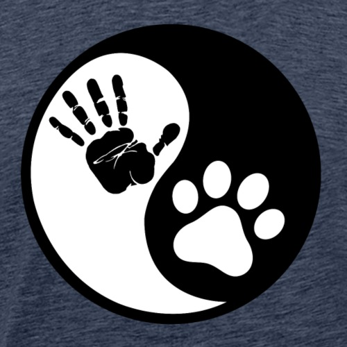 Yin Yang - T-shirt Premium Homme