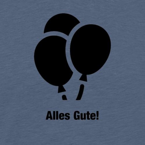 Alles Gute - Männer Premium T-Shirt
